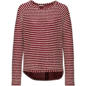 Peckott Damen Pullover mit Struktur