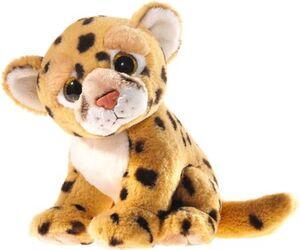 Heunec Mi Classico - Leopard mit Glitzeraugen, 18cm