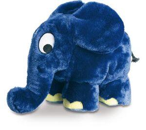 Schmidt Spiele Die Sendung mit dem Elefant - Elefant, 22cm