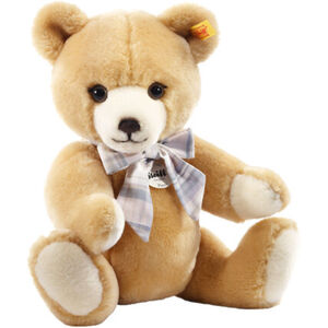 Steiff Teddybär Petsy, blond, 35 cm, Beigetöne