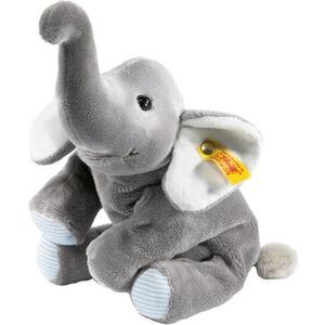 Steiff Kleiner Floppy Trampili Elefant, grau, Grautöne