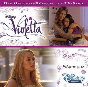 Kiddinx CD Violetta 11 & 12 Original Hörspiel zur TV Serie