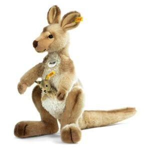 Steiff Känguru mit Baby Kango