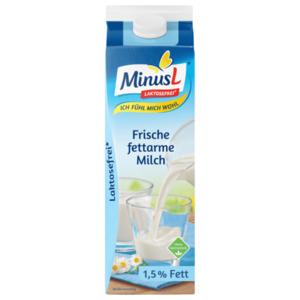 Minus L Milch