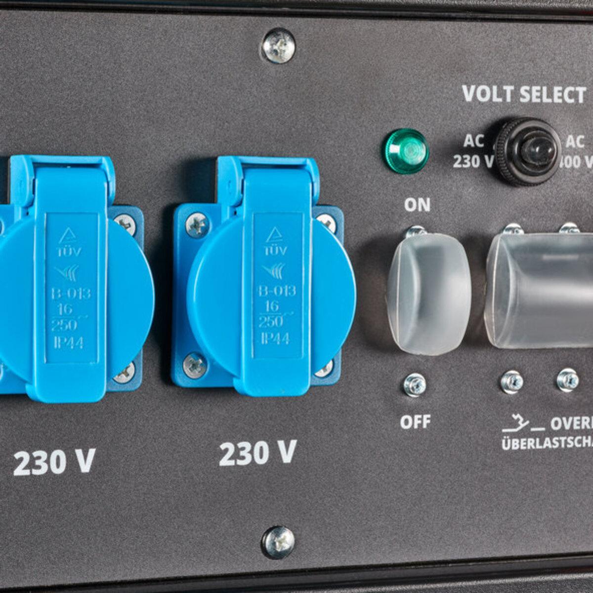 Bild 5 von Stromerzeuger Einhell BT-PG 5500 M