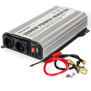 Sinus Spannungswandler 12V auf 230V 1500W 3000W