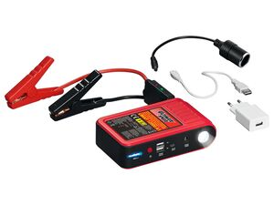 ULTIMATE SPEED® Mobile Autostarthilfe mit Powerbank UMAP 12000 A1