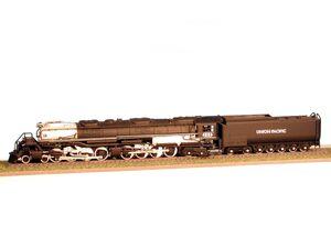 Revell Modellbausatz Lokomotive Big Boy