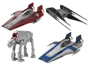 Revell Modellbauset Build & Play Star Wars