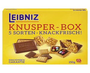 LEIBNIZ Knusper-Box
