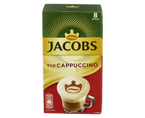 JACOBS Cappuccino Sticks
