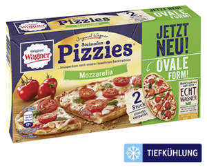 Original Wagner Steinofen Pizzies®