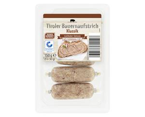 Tiroler Bauernaufstrich