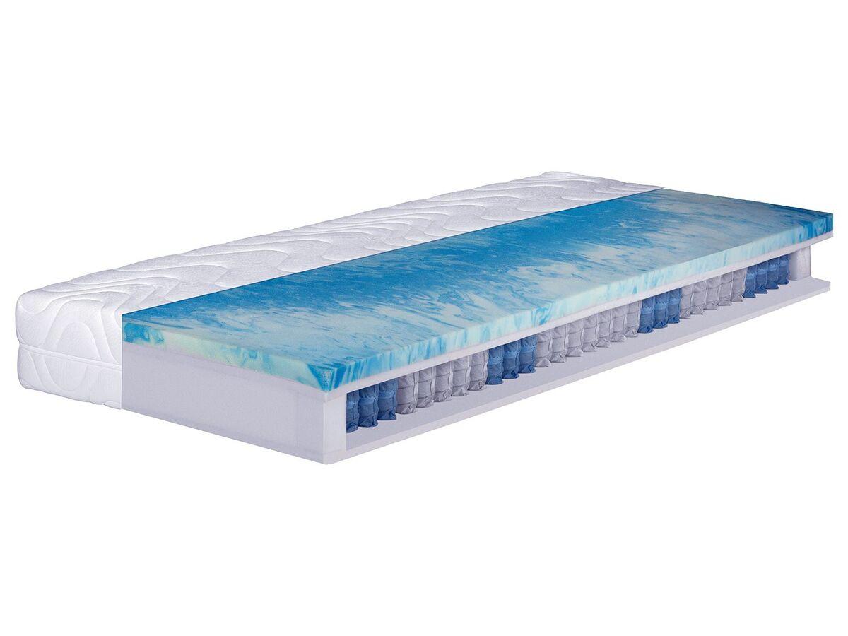 Bild 1 von BeCo 7-Zonen Taschenfederkern-Matratze Pro Gel Perfekt TFK