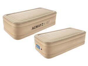 Bestway Luftbett »AlwayzAire Advanced«, mit integriertem Dualpumpensystem, aus Fortech™