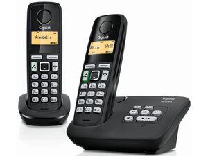 Gigaset Telefon analog schnurlos AL225A Duo