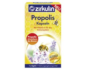 ZIRKULIN Propolis Kapseln2
