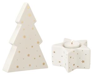 CASA Deco Weihnachtliche Keramik