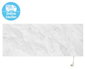 Marmony Infrarot-Heizung Carrara-Marmor1