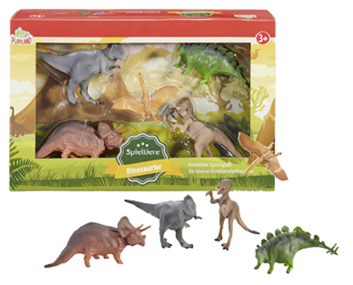 Bild 1 von PLAYLAND Spieltiere-Set