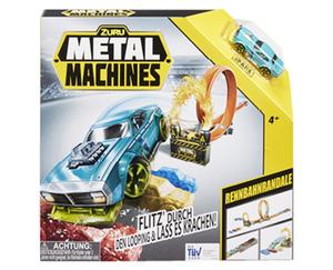 ZURU Metal Machines Rennbahn