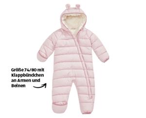 impidimpi Kleinkinder- oder Baby-Winteroverall