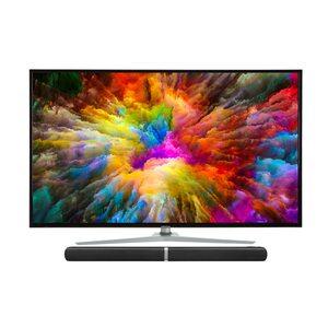 "MEDION LIFE® MD 31803 Smart-TV inkl. Soundbar E64058, 138,8 cm (55"") Ultra HD Display, HDR, Dolby Vision™, PVR ready, Netflix, Amazon Prime Video, Bluetooth®, DTS HD - SPARPAKET"