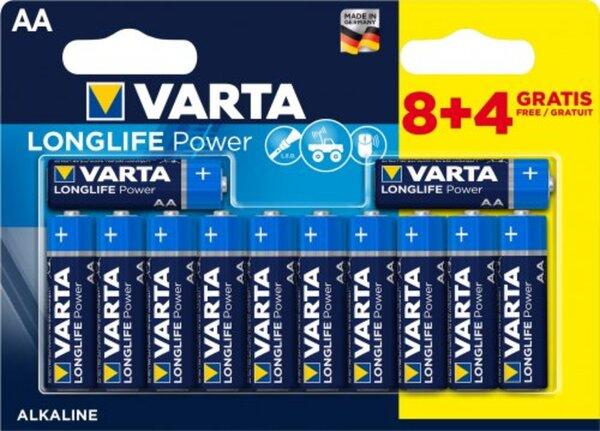 "Batterie ""Varta Longlife Power"""
