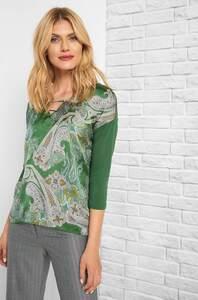 Shirt mit Paisley-Muster