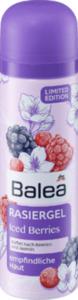 Balea Rasiergel Iced Berries