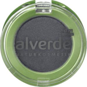 alverde NATURKOSMETIK Mono Lidschatten 10 smokey silver