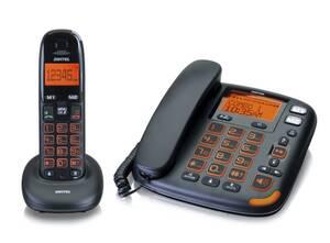 Großtastentelefone mit und ohne Anrufbeantworter Switel