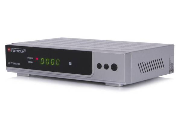Digitaler Full HD Kabelreceiver mit USB Anschluss OPTICUM