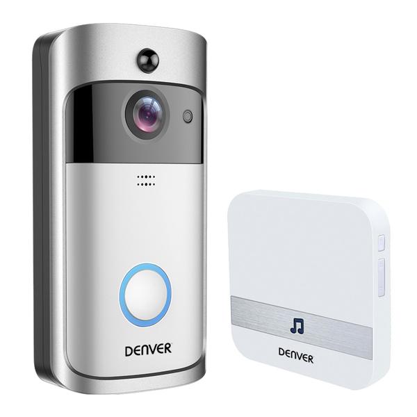 Video-Türklingel mit WLAN Funktion VDB-110 DENVER®
