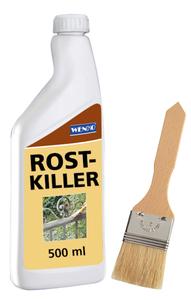 """""""Rostkiller"""" Rostumwandler und Grundierung + 1 x Flachpinsel GRATIS dazu Westfalia"""