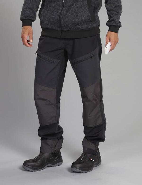 Outdoorhose schwarz Wisent Work Wear