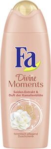 Fa Duschgel Divine Moments Seiden-Extrakt & Duft der Kamelienblüte 250 ml