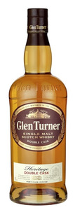 Glen Turner Heritage Double Cask Single Malt Scotch Whisky 0,7 ltr