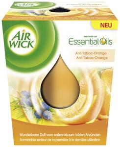 Airwick Essential Oils Anti-Tabac-Orange Duftkerze 1 Stück