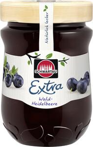 Schwartau Extra Konfitüre Wald-Heidelbeere 340 g
