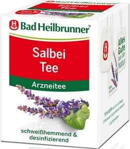 Bad Heilbrunner Salbei Tee 8x 1,6 g