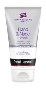 Neutrogena Hand & Nagel Creme 75 ml