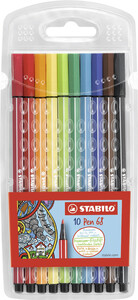 Stabilo Pen 68 10 Stück
