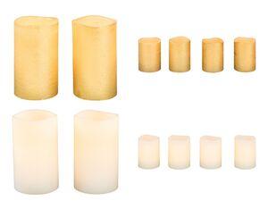 MELINERA® LED- Echtwachskerzen