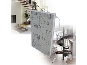 MAUK Infrarot Wandheizung Modern Box Grey 600 W