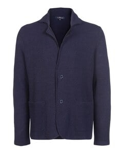 Via Cortesa - Grobstrick Blazer