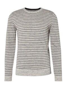 TOM TAILOR - Sweatshirt im Streifendesign