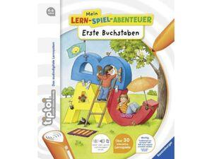 tiptoi® Mein Lern-Spiel-Abenteuer: Erste Buchstaben
