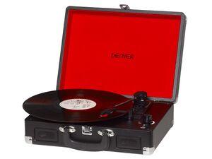 DENVER Retro-Plattenspieler VPL-120