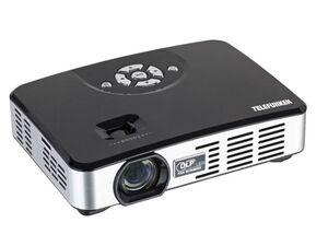 TELEFUNKEN Mini LED-Projektor DLP 400